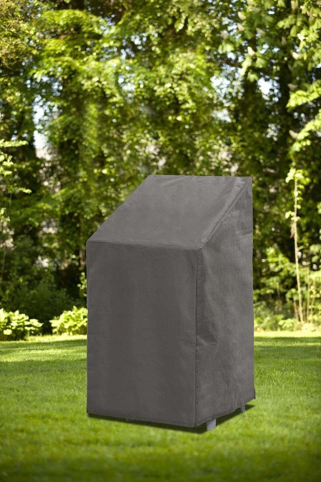 Stapelstoelen bescherm hoes 66 x 66  x 128/88