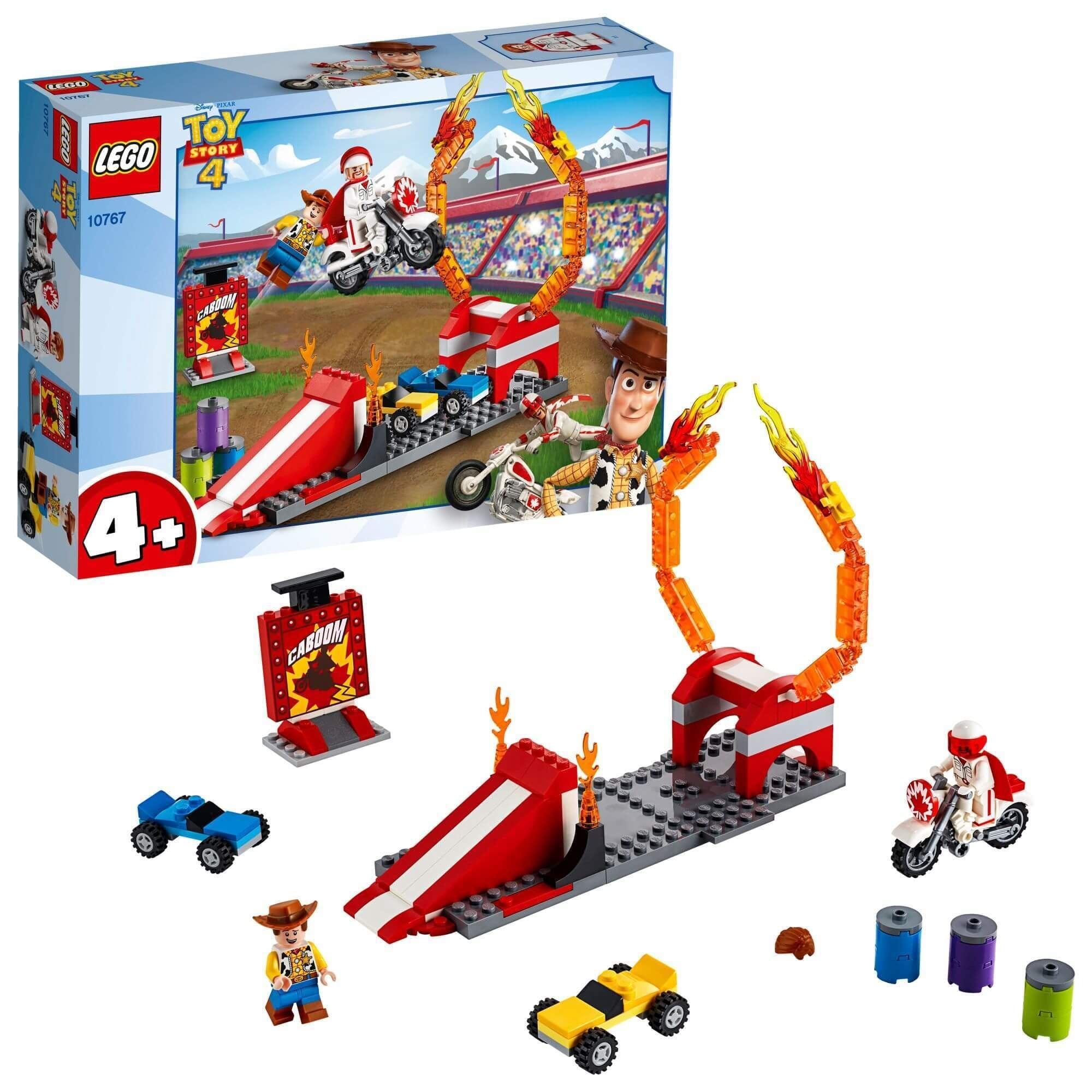 Lego 10767 Toy Story 4+ Stuntshow
