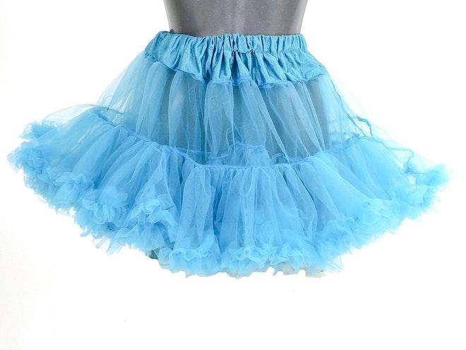 petticoat short turquoise
