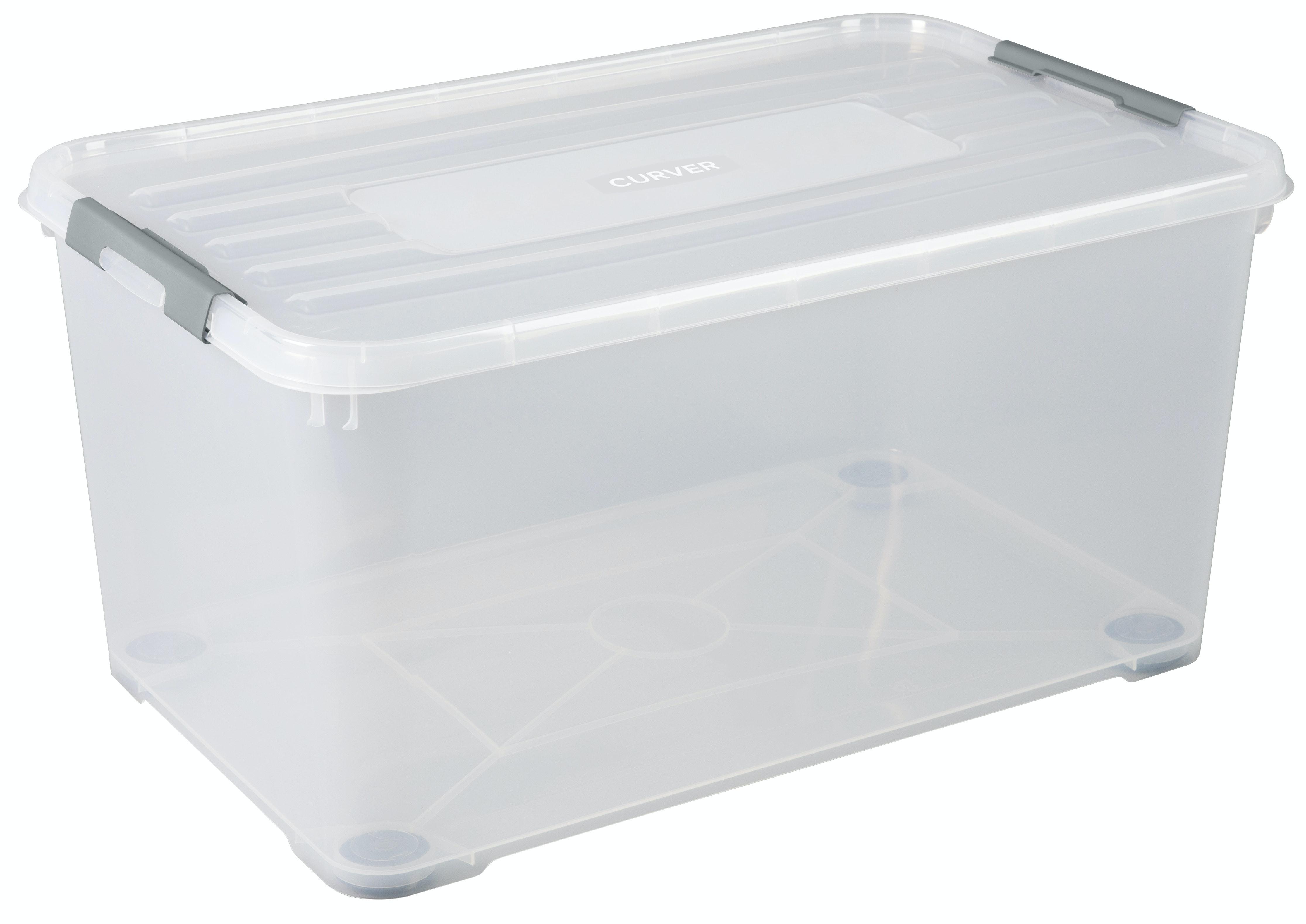 Allibert Handy+ Opbergbox 65 L met wielen