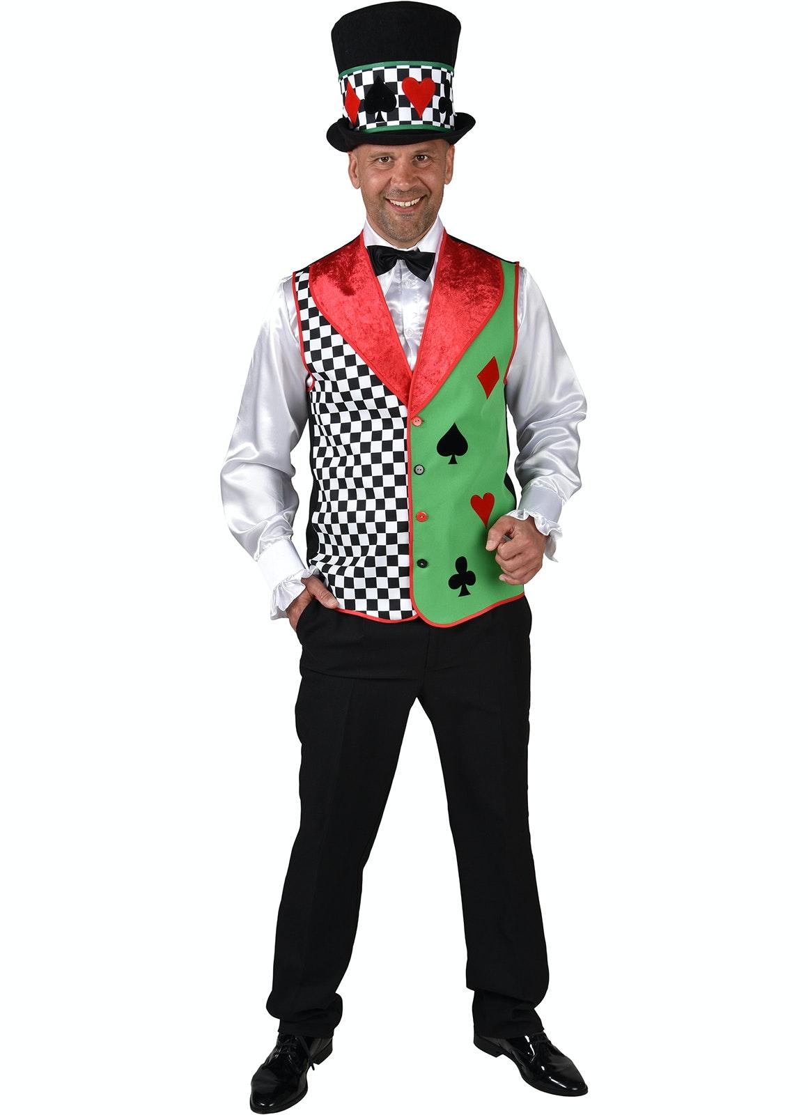 Cardplayer Joker vest