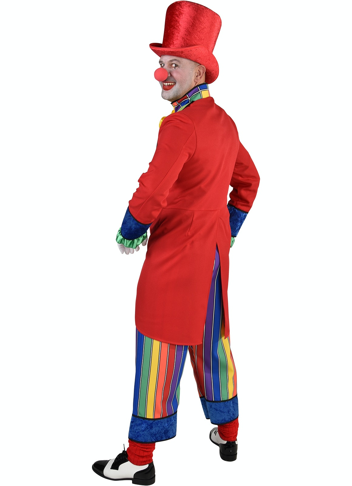 Clown blok/streep