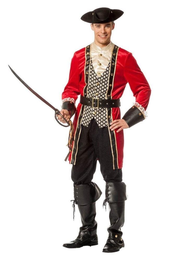 Piraat heer op=op