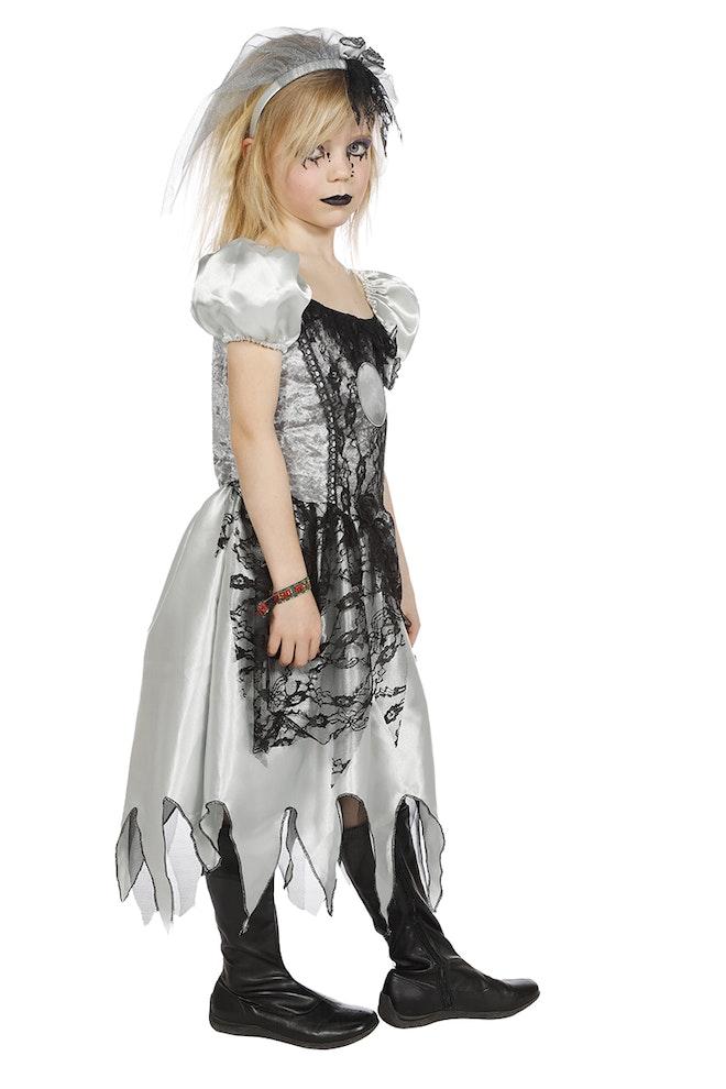 Zombie bride meisje