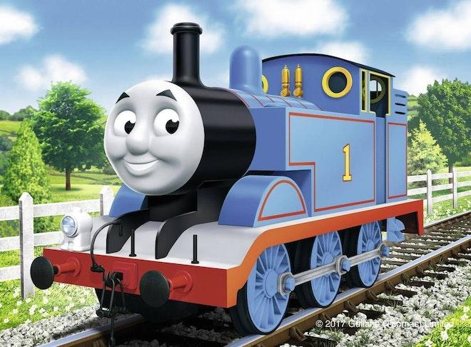 Ravensburger mijn eerste puzzel Thomas & Friends 2/3/4/5 stukjes