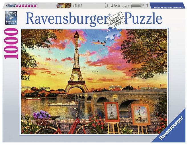 Ravensburger puzzel Paris 1000 stukjes