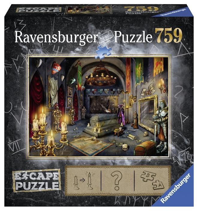 Ravensburger ESCAPE 6 Kasteel van de vampier 759 stukjes