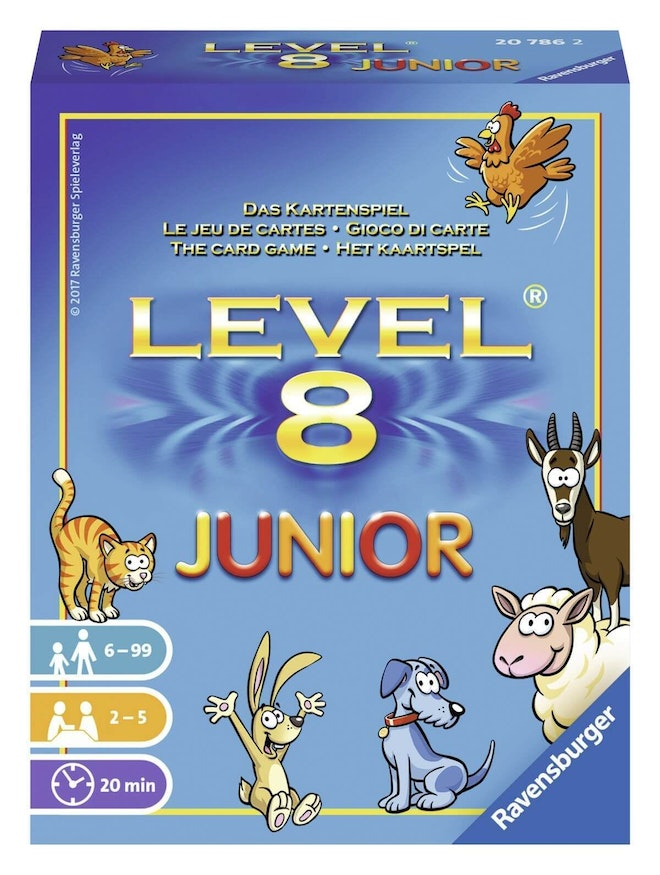 Ravensburger Level 8 Junior