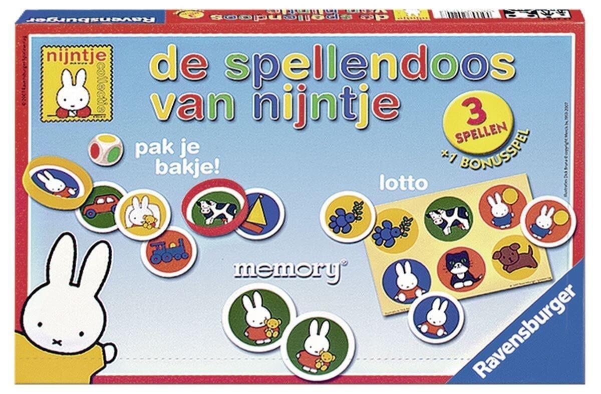Ravensburger De spellendoos van Nijntje (242207)