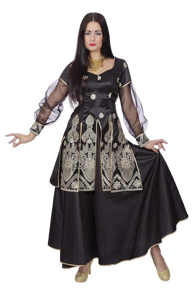 Bollywood dame