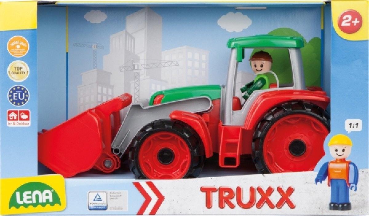 Truxx Tractor Met Shovel