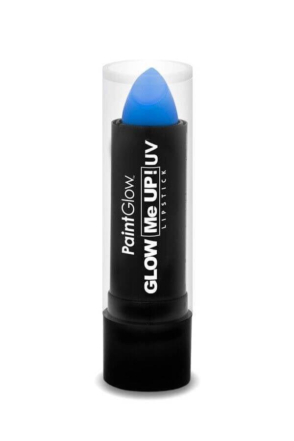 UV lipstick blauw
