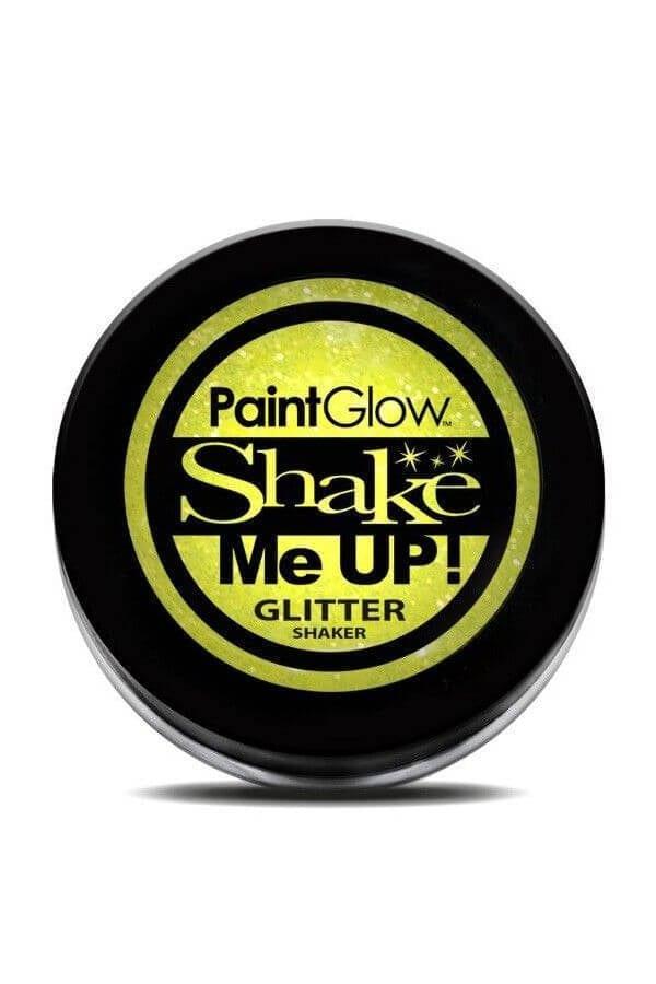 Neon UV glitter shaker Sherbet