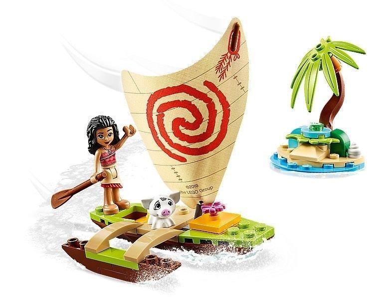 Lego 43170 Princess Vaiana Oceaanavontuur