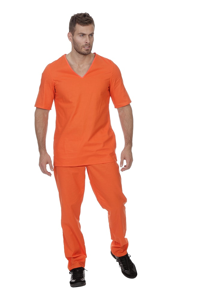 County Jailbird Orange