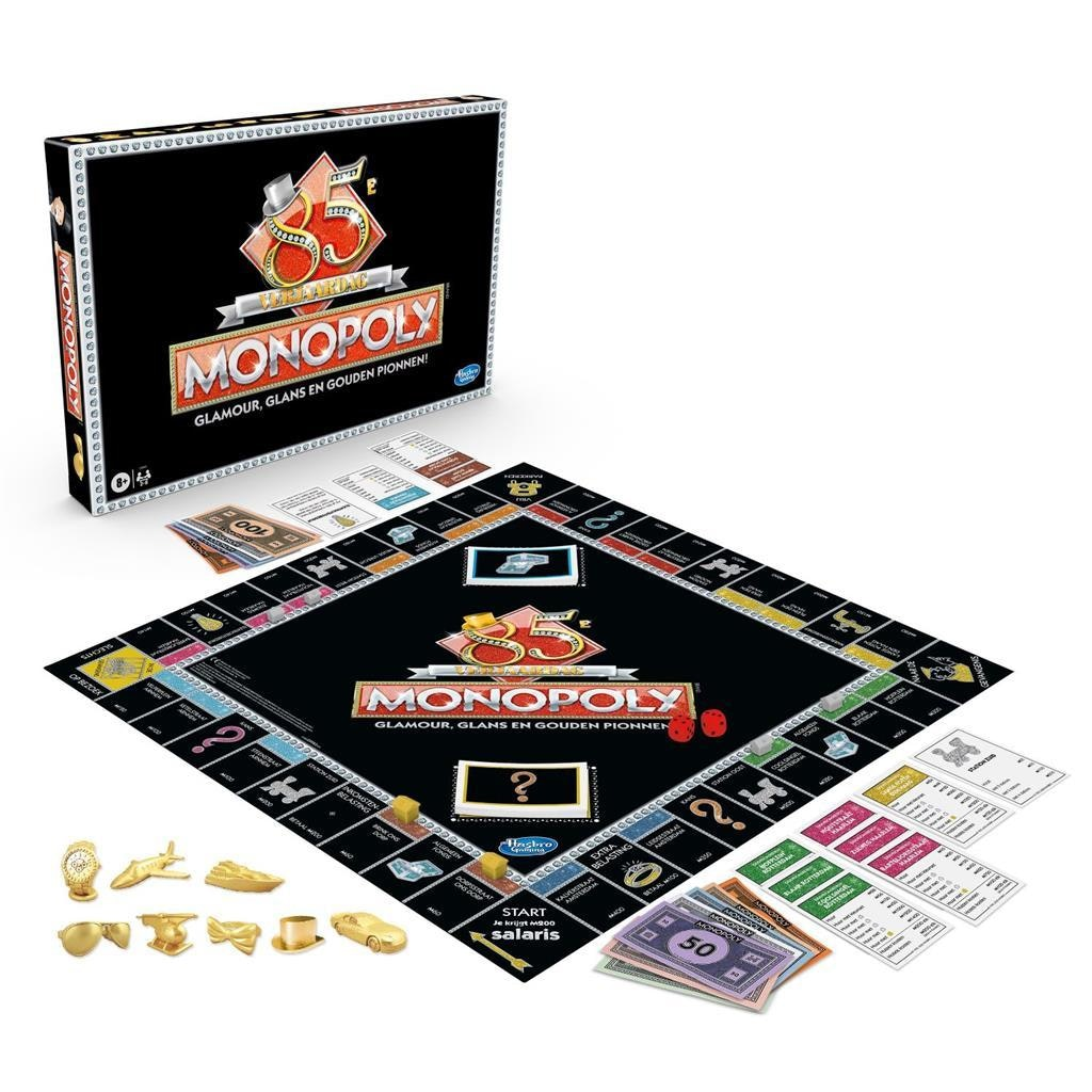 Spel Monopoly 85th Anniversary Edition (6109983)