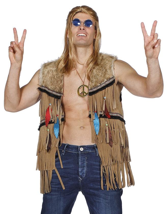 Vest indiaan/hippy