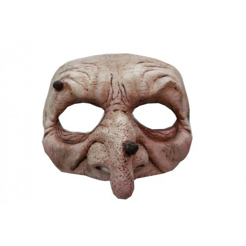 Half Masker heks