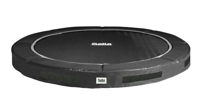 Salta trampoline's Excellent Ground 183 cm antraciet