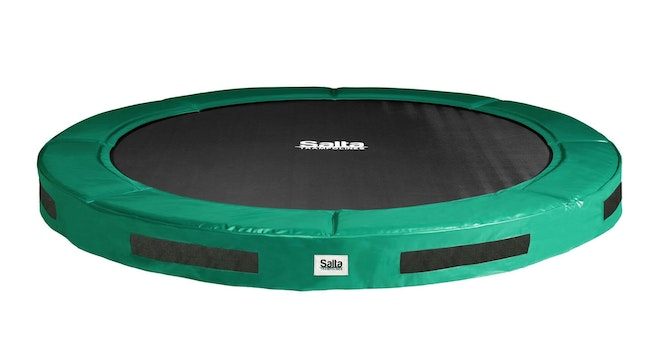 Salta trampoline's Excellent Ground 213 cm Groen