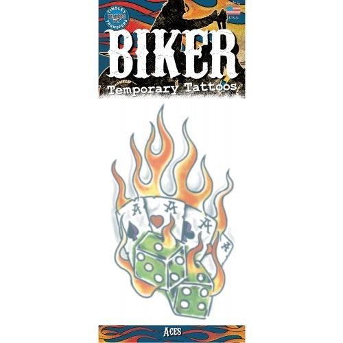 Tattoo Biker aces