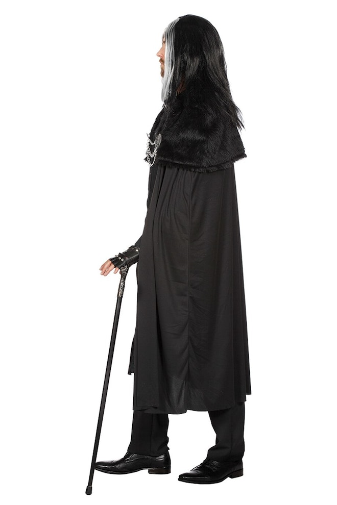 Cape warrior Black