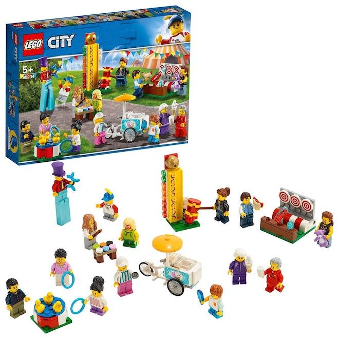 LEGO® City 60234 Personenset - kermis OP=OP