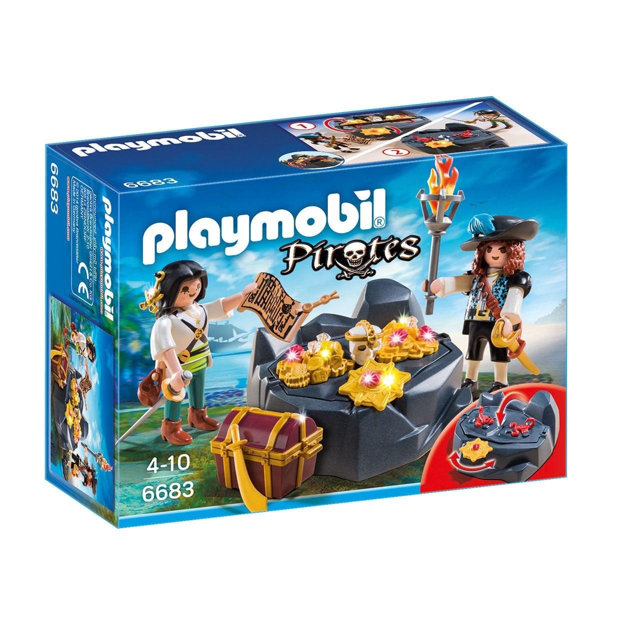 Playmobil Pirates Koninklijke schatkist 6683
