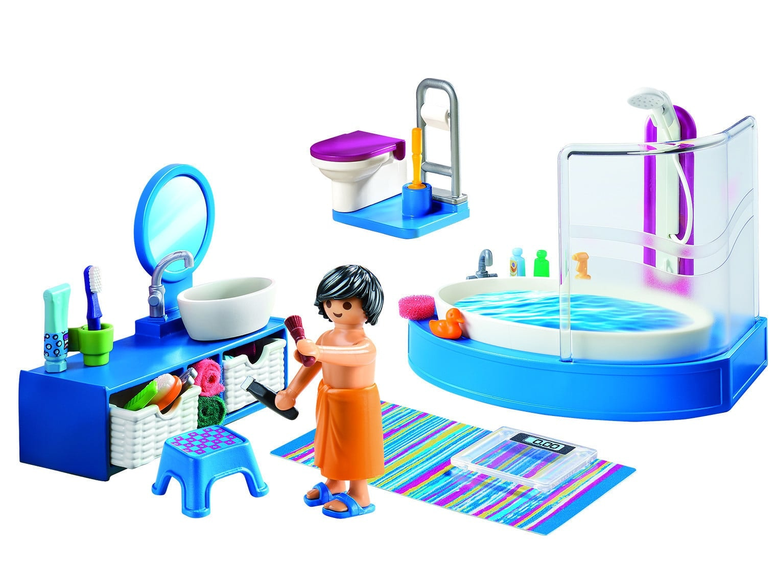 Playmobil 70211 Dollhouse Badkamer