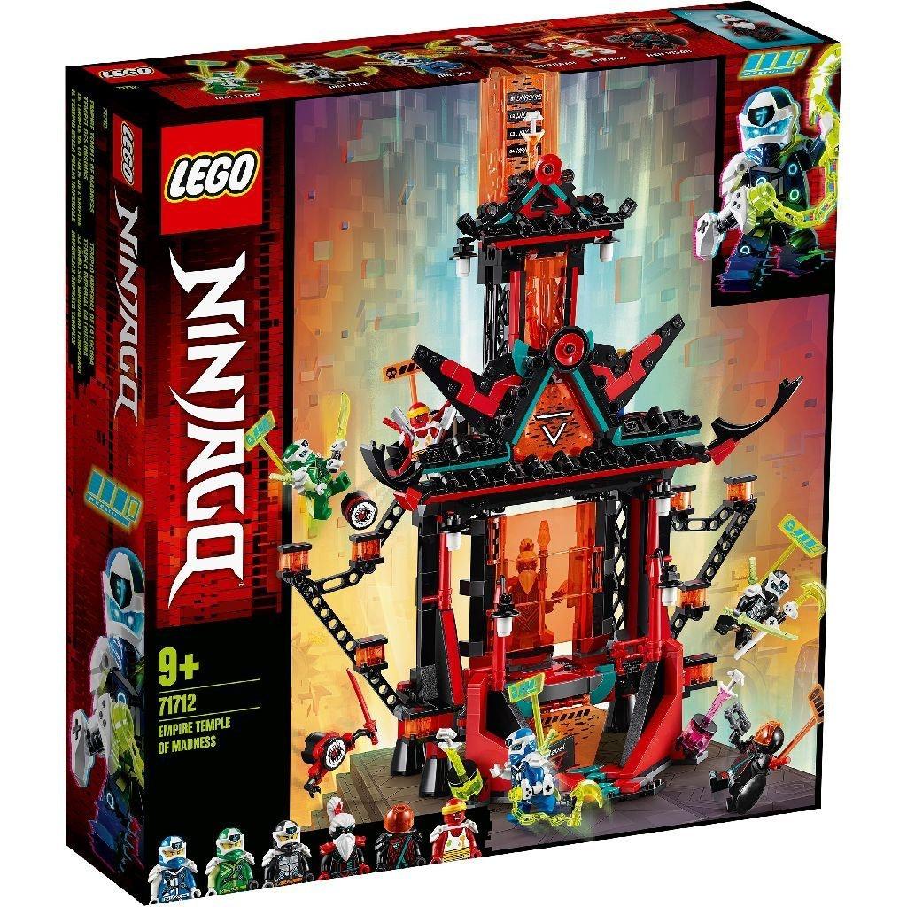 LEGO Ninjago 71712 Keizerrijk Tempel Van De Waanzin (4116989)