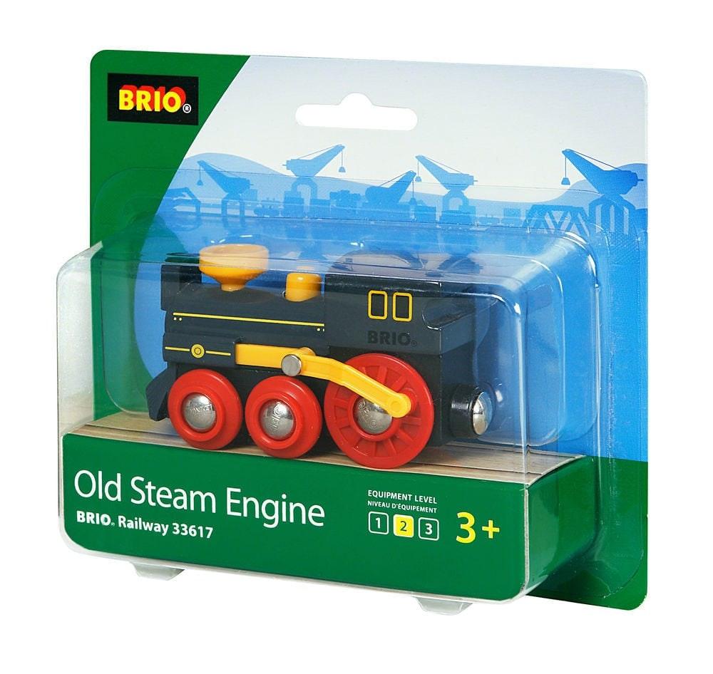 Brio western locomotief