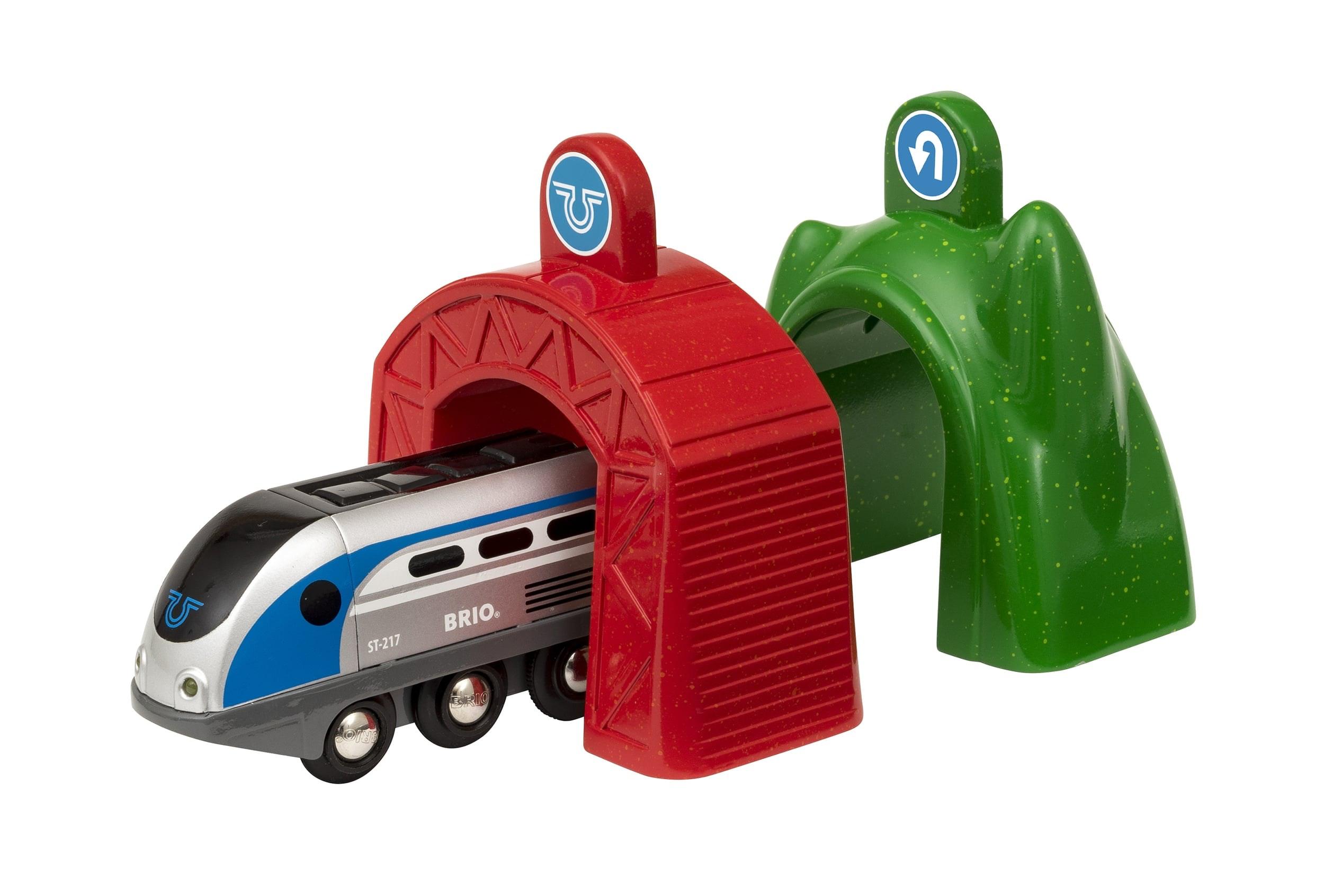 Smart Tech Zug Mit Actiontunnels