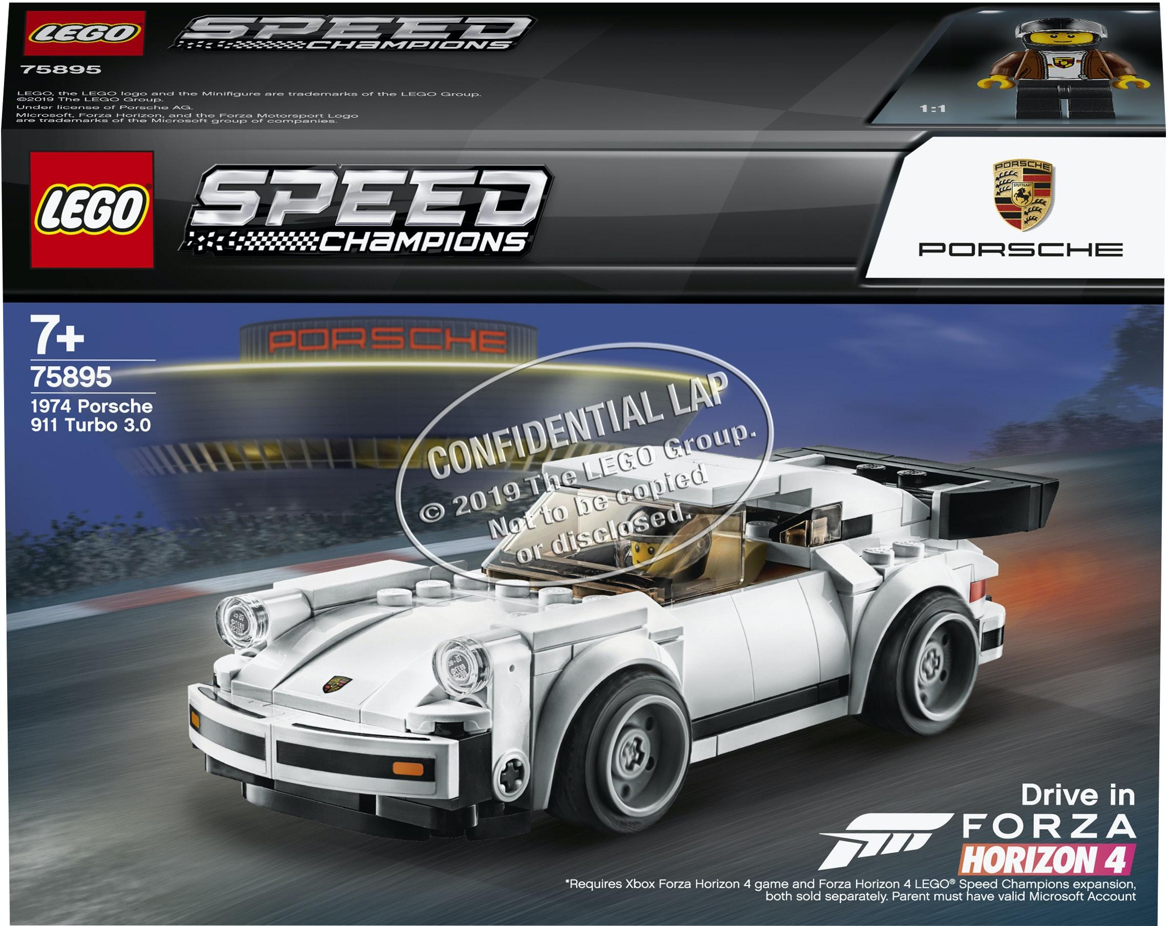 Lego 75895 Champions NTB