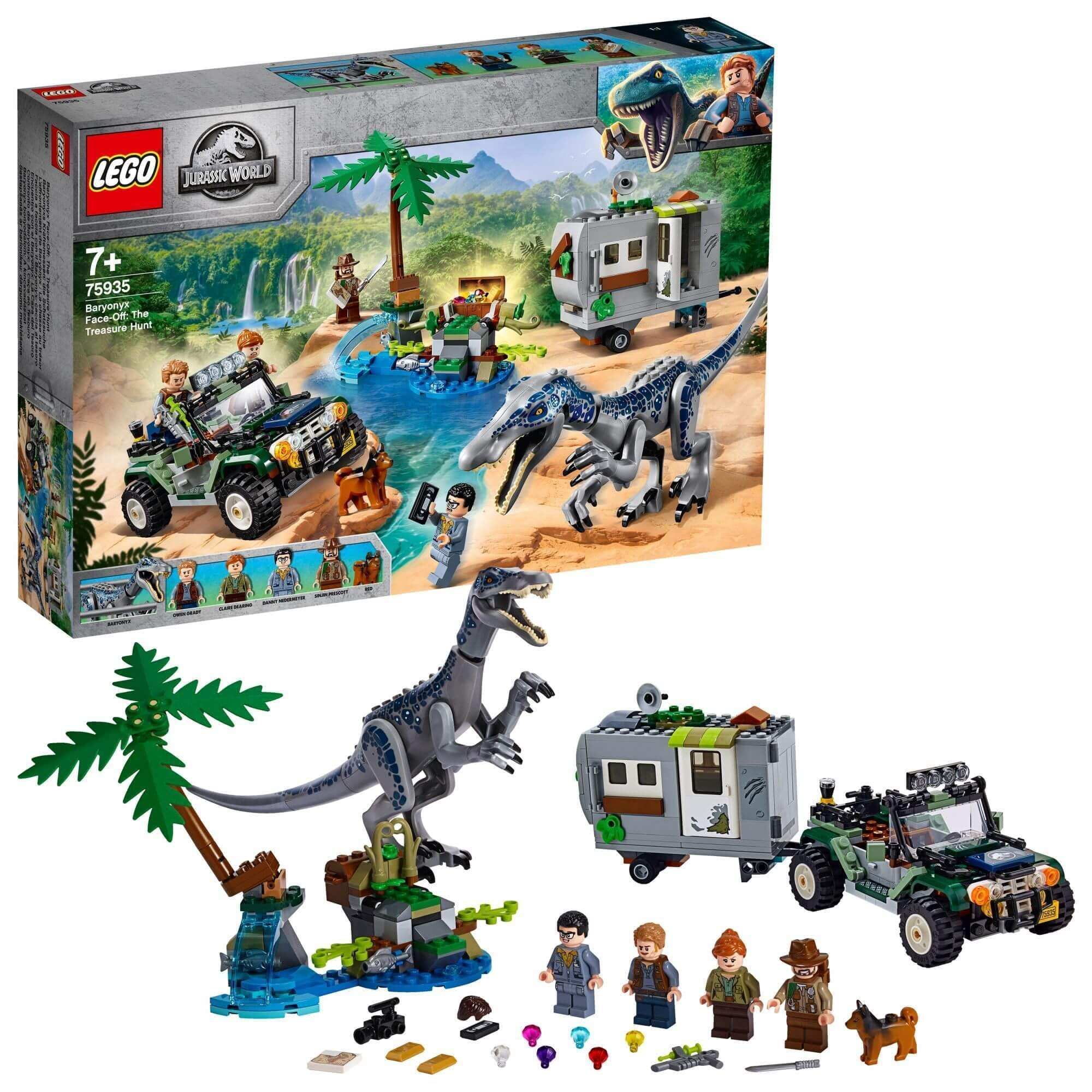Lego 75935 Jurassic Parc Dino 2