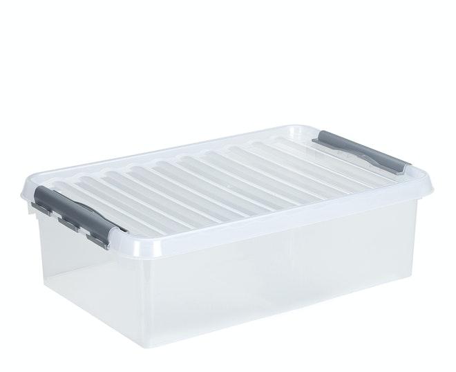 Sunware q-line 32 liter transparant