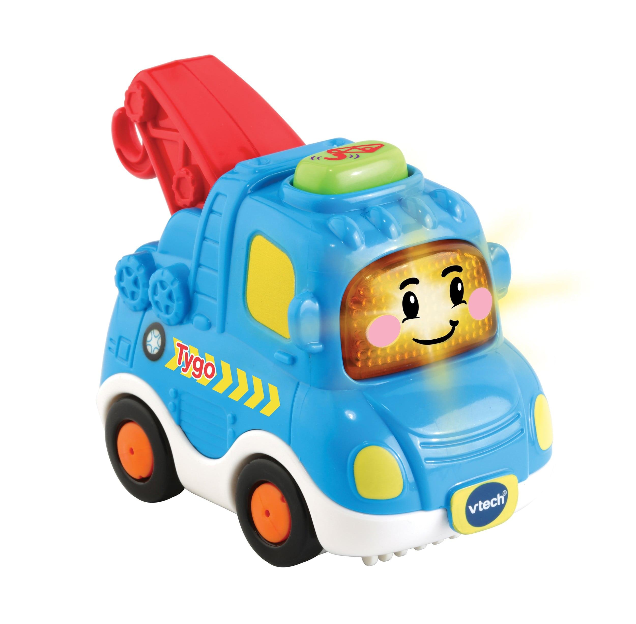 Vtech Toet Toet auto Tygo Takelwagen