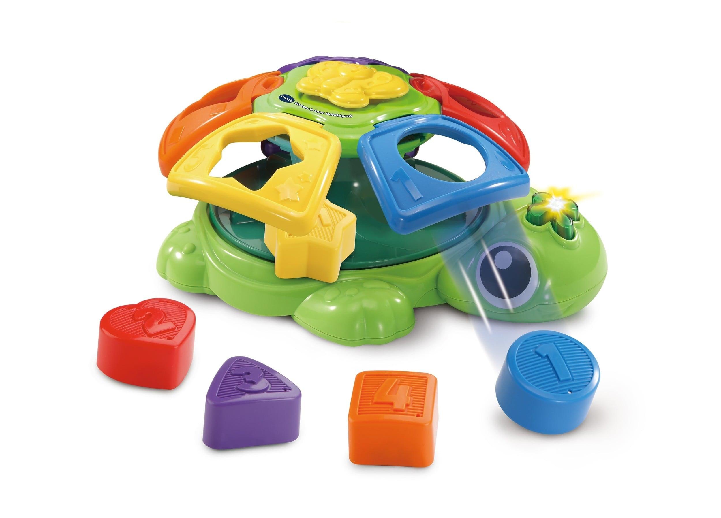 VTech Baby Sorteer en Leer Schildpad
