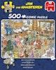 Jumbo Jan van haasteren op het nieuwe jaar! 500 stukjes - Product thumbnail