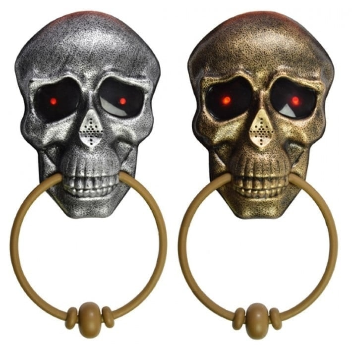 Door Knocker Skull Coppens Warenhuis