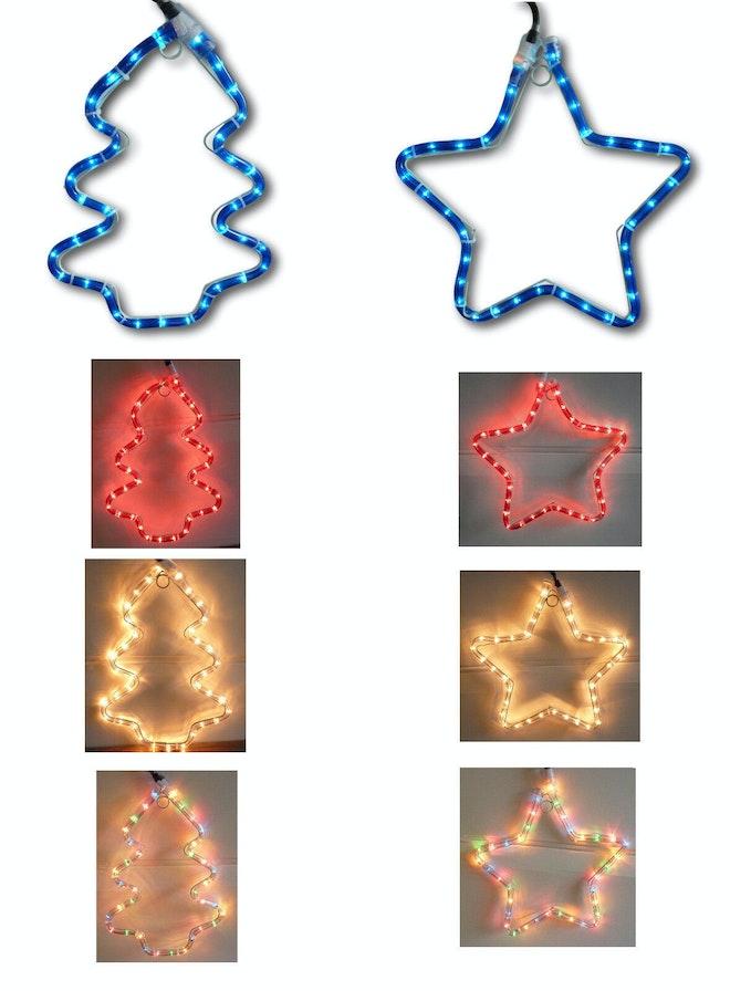 Kerst lichtslang 1M 36 Lampen