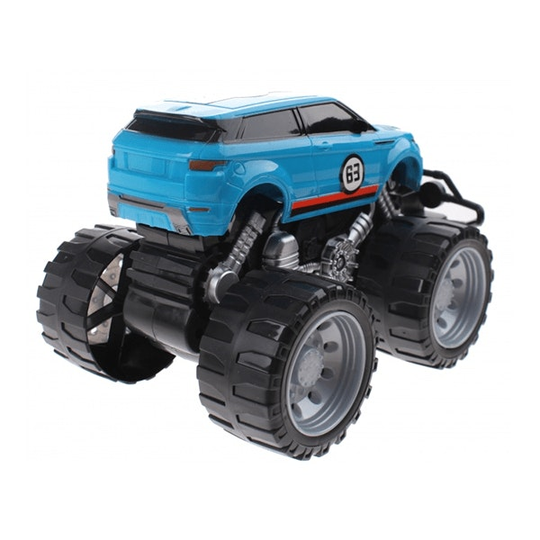 Monster truck in opentouch doos 3 assorti