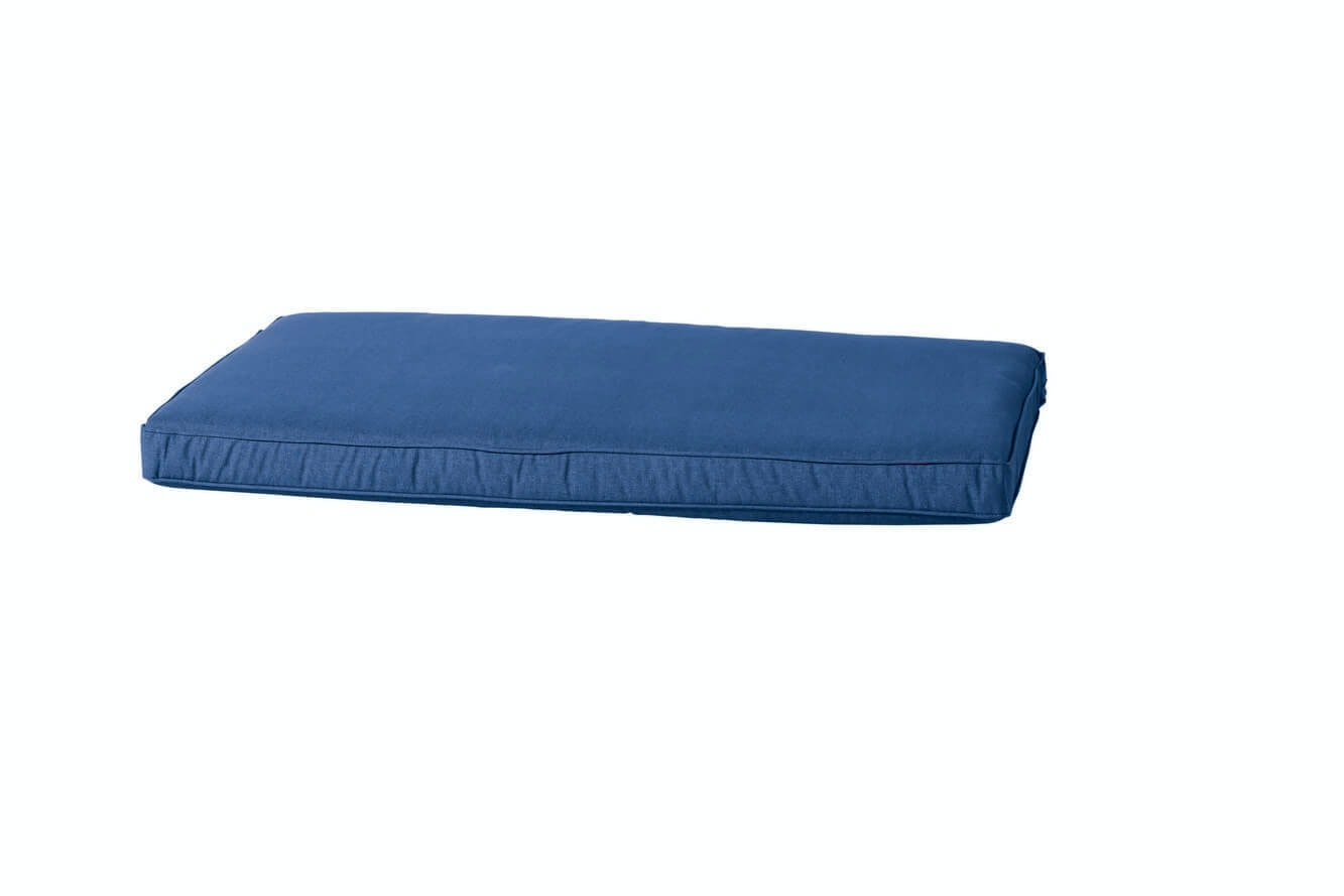 Oxford lounge pallet kussen 120 x 80 bleu