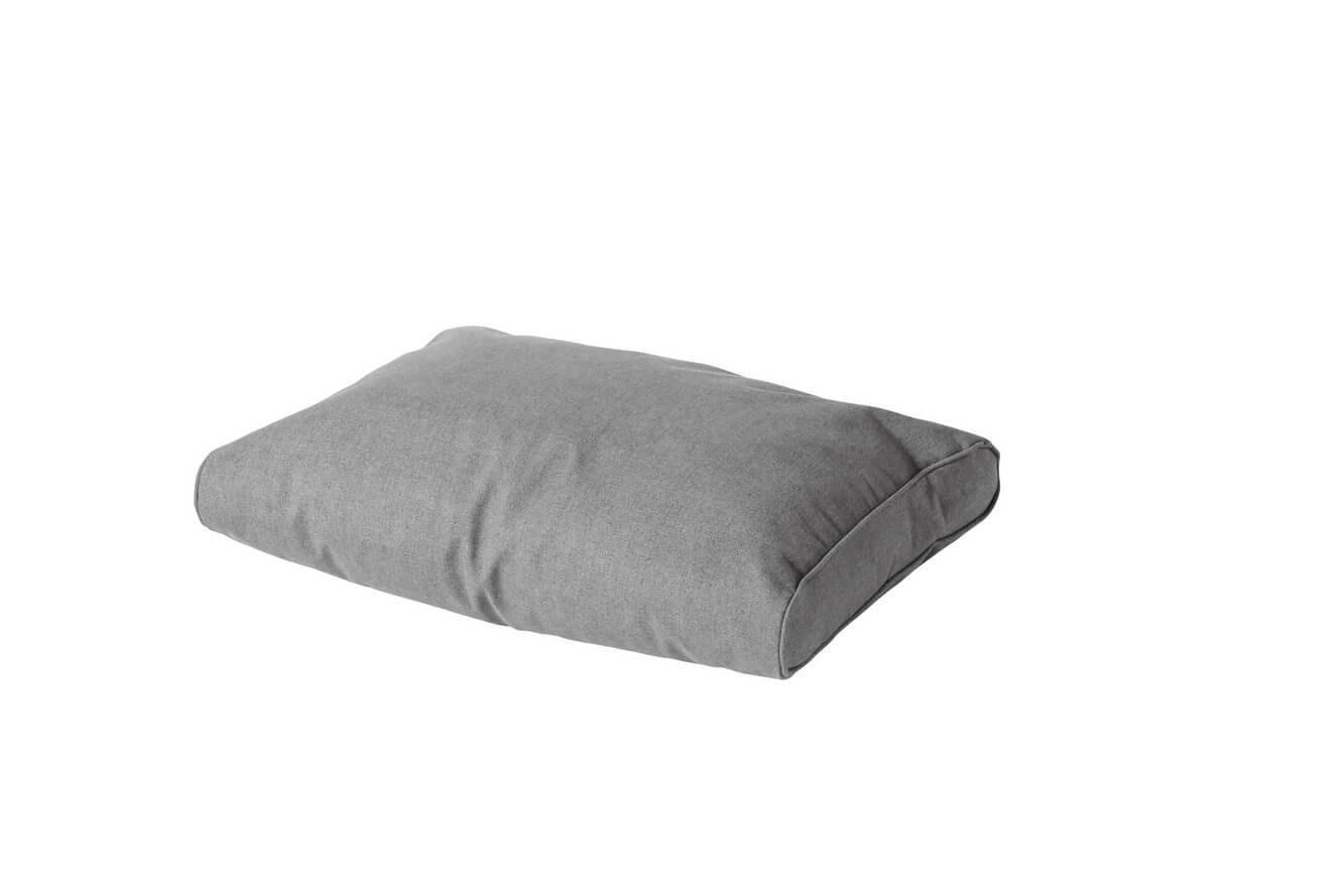 OXford lounge rugkussen 60 x 40 Grey