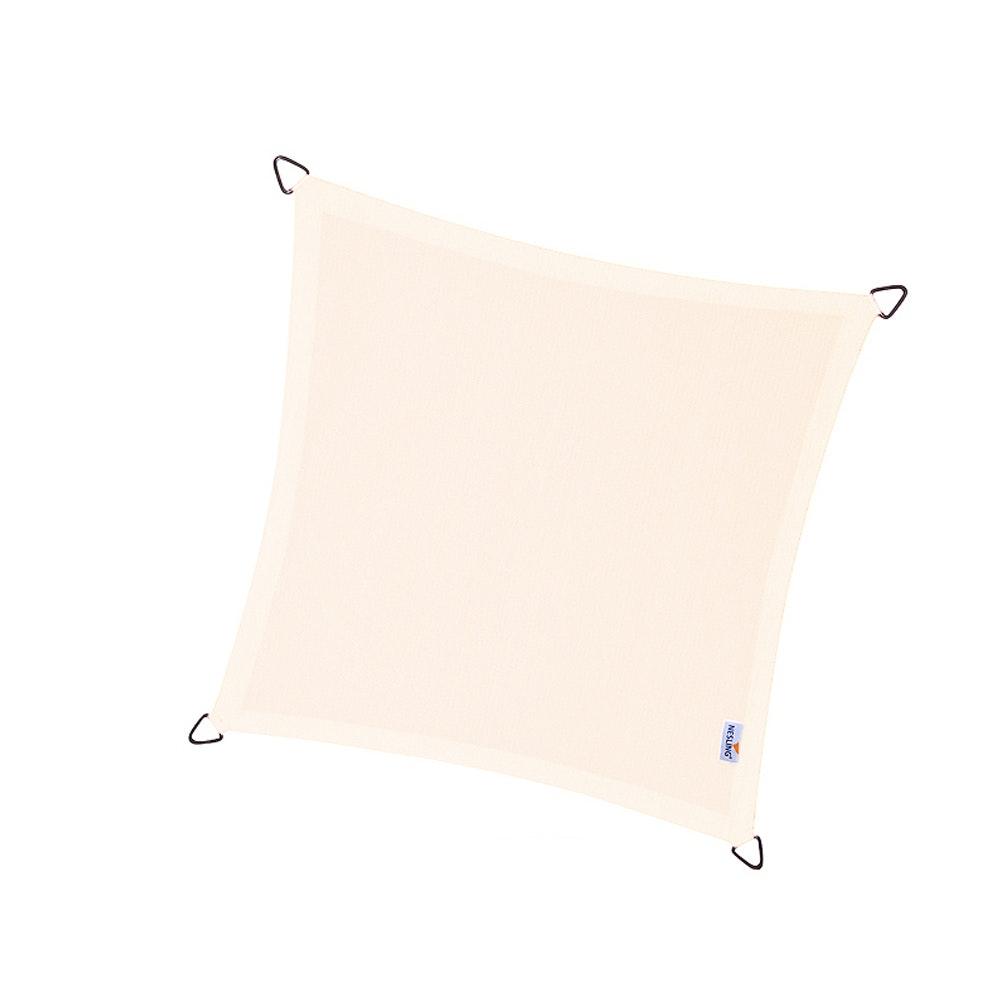 Schaduwdoek dreamsail waterdicht crème 4,0 x 4,0 x 4,0 x 4,0