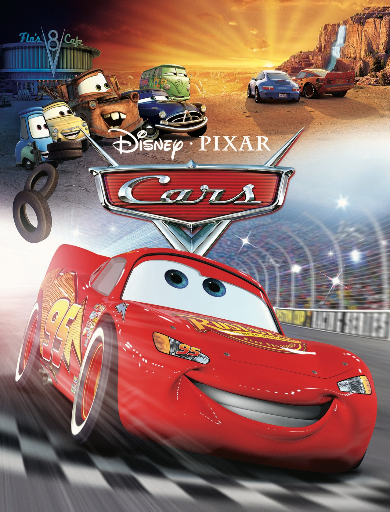 Cars Boek Disney