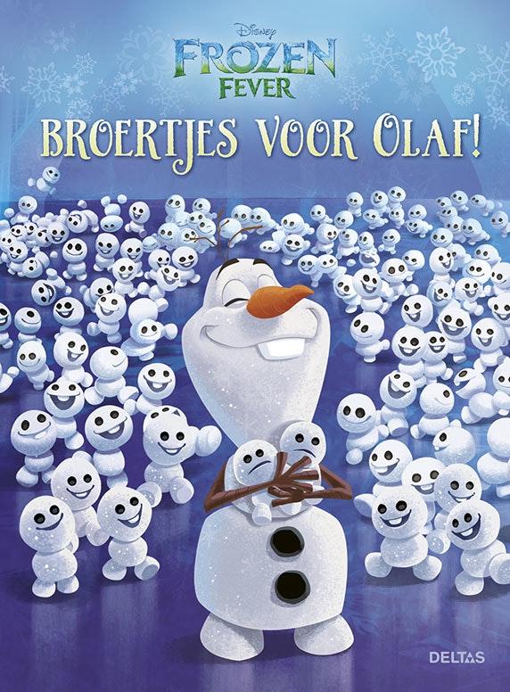 Deltas- Disney Frozen Fever Verhalenboek