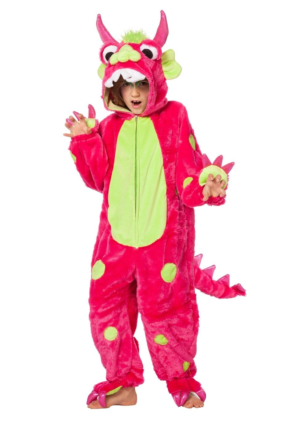 Monster pink, overall