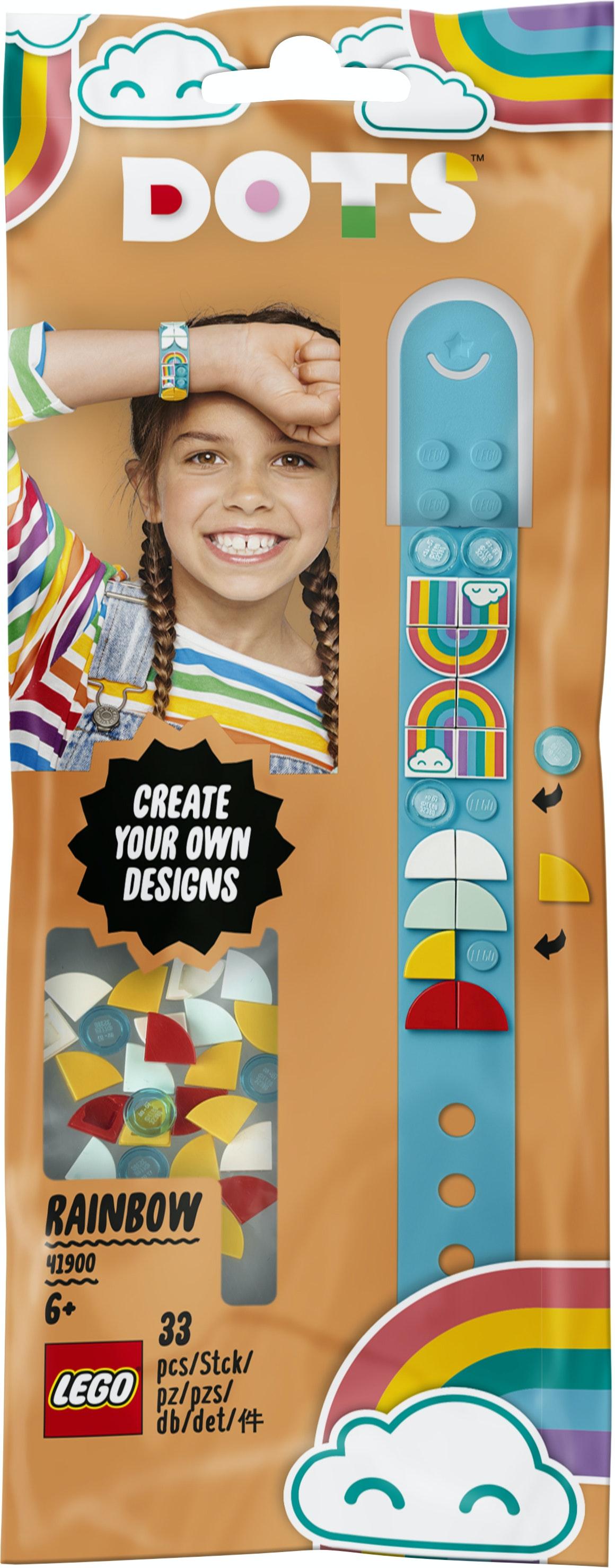 LEGO® DOTS 41900 Regenboog armband