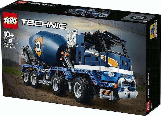 LEGO® Technic 42112 Betonmixer vrachwagen