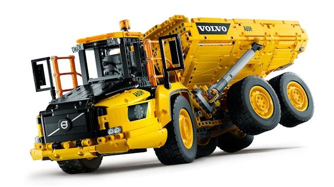 LEGO® Technic 42114 Volvo 6x6 Truck met kieptrailer